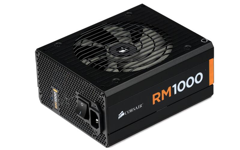 1000W, ATX Corsair RM 1000