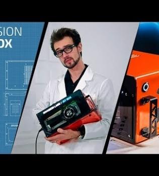 INVASION JETBOX доступен в конфигураторе
