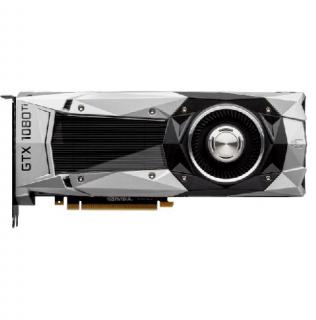 2x GeForce GTX 1080 Ti, 11 Гб (2 ВИДЕОКАРТЫ)