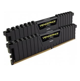 16ГБ (2×8ГБ), DDR4, CORSAIR Vengeance LPX, 2400 Mhz