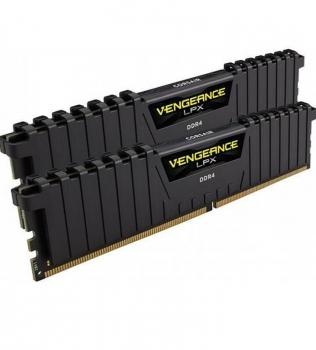 16ГБ (2×8ГБ), DDR4, CORSAIR Vengeance LPX, 2666 Mhz