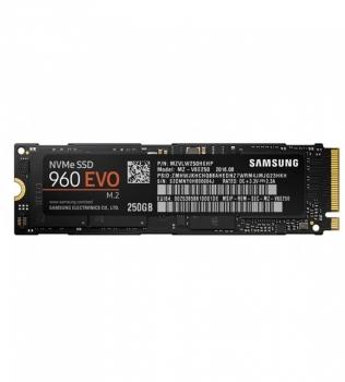 250 Гб, Samsung 960 EVO M.2
