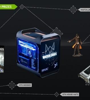 Конкурс от компании NVIDIA: выиграй игровой ПК Invasion Pandora Watch Dogs edition