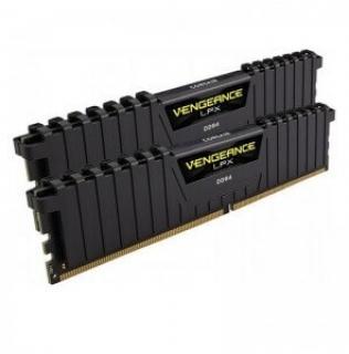 32ГБ (2×16ГБ), DDR4, CORSAIR Vengeance LPX, 2400 Mhz