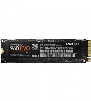 500 Гб, Samsung 960 EVO M.2