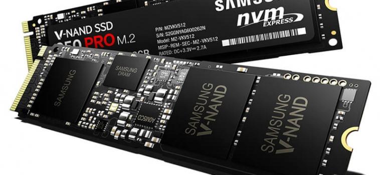 512 Гб, Samsung 950 PRO