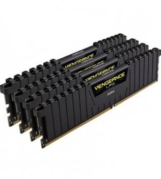 64ГБ (4×16ГБ), DDR4, CORSAIR Vengeance LPX, 2666 Mhz