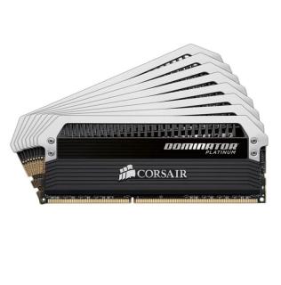 64ГБ (8×8ГБ), DDR4, CORSAIR Dominator Platinum, 2666 Mhz
