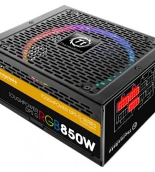 850W, Thermaltake Toughpower DPS G RGB (Gold)