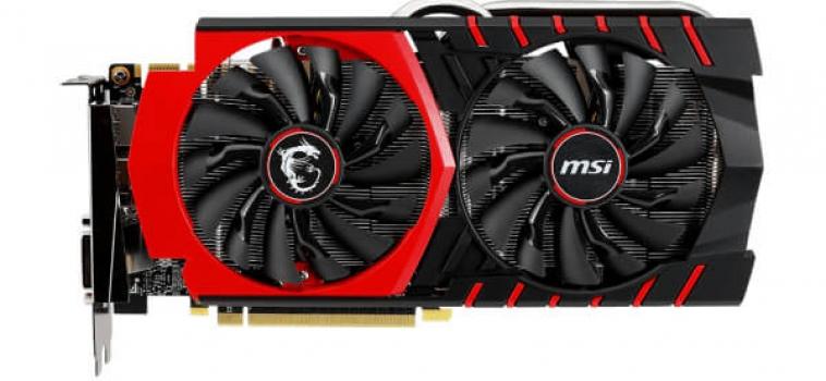 MSI GAMING GTX 1060, 6 G