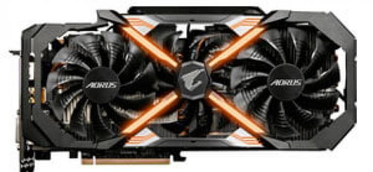 AORUS GeForce GTX 1080