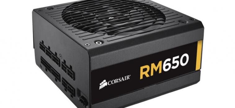 650W, ATX Corsair RM650x