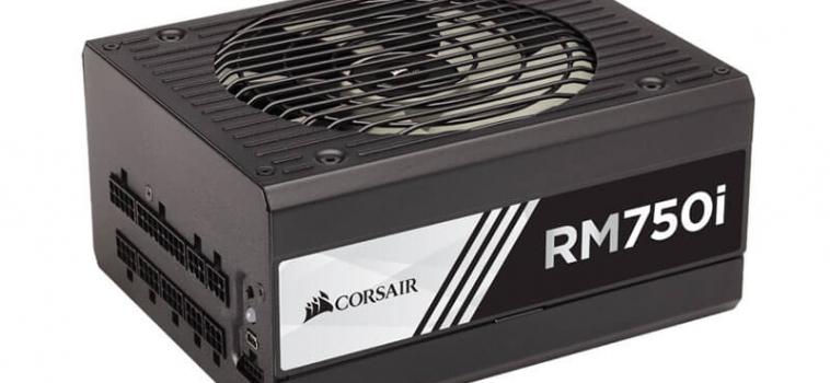 750W, ATX Corsair RM750i