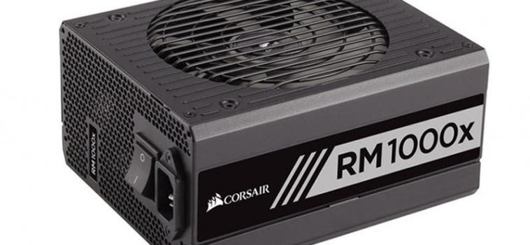 1000W, ATX Corsair RM1000x