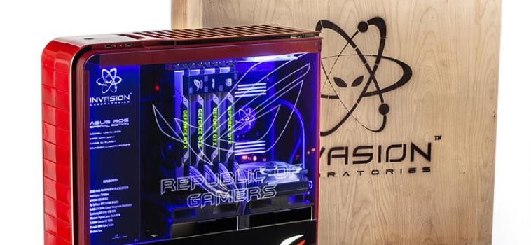Графическая станция Graphix Pro Quadro K4000 12-core