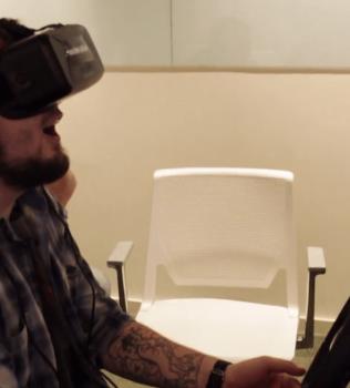 Как мы показывали Oculus Rift блоггеру PomodorkaZR
