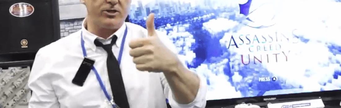 Отзыв продюссера Assassins Creed: единство, Джастина Фэррена о ПК Invasion Labs