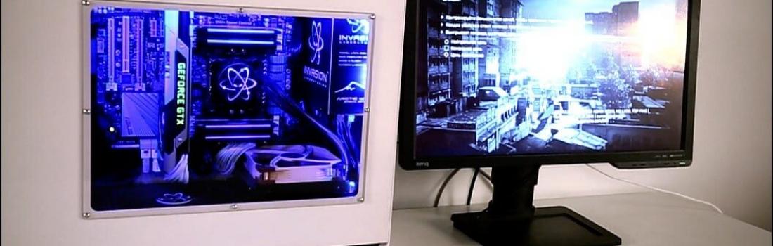 Любимая часть работы наших инженеров: тесты собранного компьютера в Battlefield 4. :)