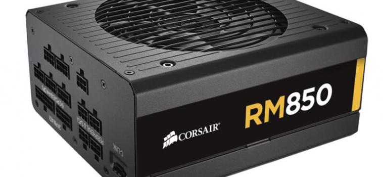 850W, ATX Corsair RM 850