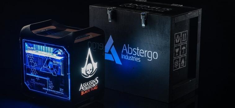 INVASION Black Flag — специальное издание в честь выхода Assassin's Creed 4