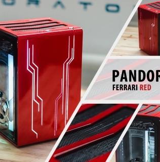 Invasion Pandora Ferrari Red