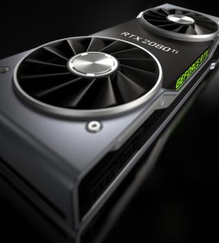 NVIDIA GeForce RTX на базе архитектуры Turing