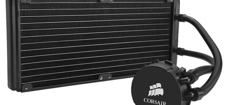 Corsair H115i (система водяного охлаждения)