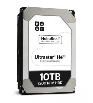 10 Тб, Ultrastar He10 HUH721010ALE604