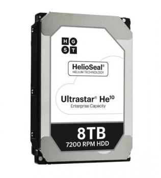 8 Тб, Ultrastar He10 HUH721008AL5204
