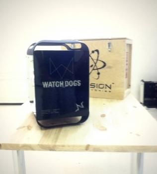 INVASION Pandora Watch Dogs edition готовится к отправке в Московский офис NVIDIA на презентацию Watch Dogs для журналистов и блогосферы.