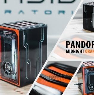 Invasion Pandora Midnight Orange (черно-оранжевый)