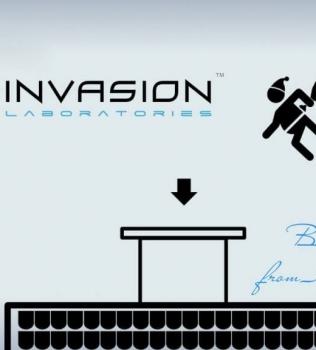 Новогоднее поздравление от Invasion Labs