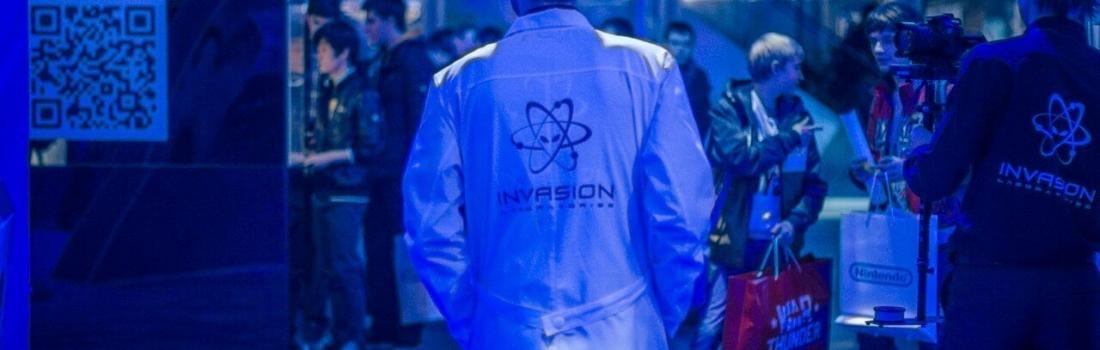 Игромир 2013: Mr V инспектирует выставку