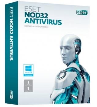 ESET NOD32 Antivirus (бесплатная версия на 30 дней)