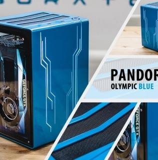 Invasion Pandora Olympic Blue