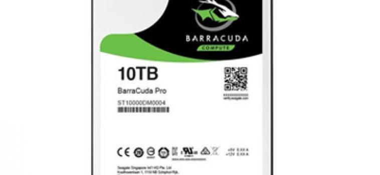 10 Тб, Seagate BarraCuda Pro (ST10000DM001)