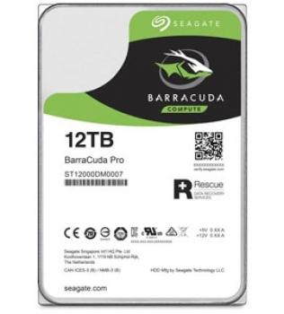 12 Тб, Seagate BarraCuda Pro (ST12000DM001)