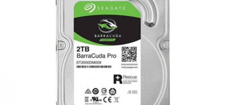 2 Тб, Seagate BarraCuda Pro (ST2000DM009)