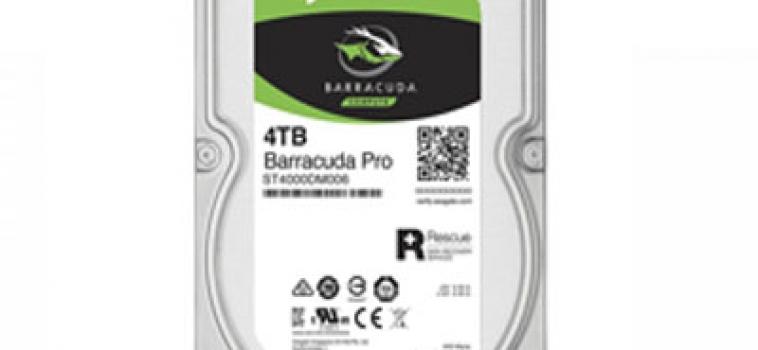 4 Тб, Seagate BarraCuda Pro (ST4000DM006)