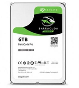 6 Тб, Seagate BarraCuda Pro (ST6000DM004)