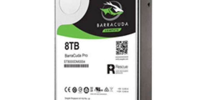 8 Тб, Seagate BarraCuda Pro (ST8000DM0004)