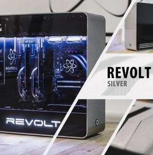 Invasion Revolt Silver (серый металлик)