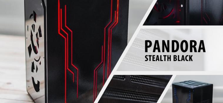 Invasion Pandora Stealth Black