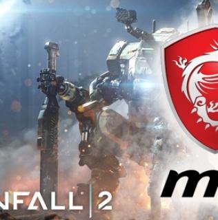 Titanfall 2 в подарок при покупке ПК на базе компонентов MSI