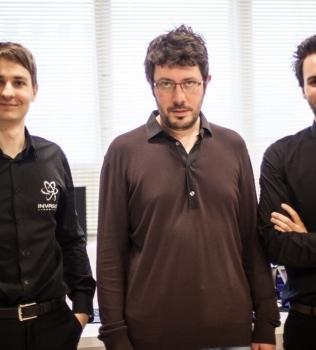 Андрей Сергиенко (главный дизайнер Invasion Labs), Артемий Лебедев, Mr V