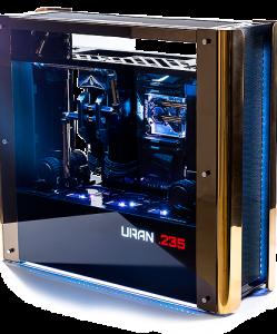 Игровой компьютер  Invasion URAN 235 (E)